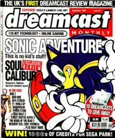 Dreamcast Monthly Issue 1 1999-09 Quay Publishing GB 0000