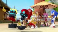 SB S1E23 Cubot Orbot point Team Sonic