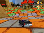 Sandy Drifts DS 07