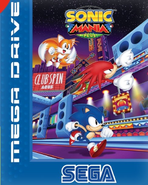 Sonic Mania Plus Mega Drive