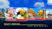 Sonic and Sega All Stars Racing missions