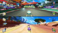 Team Sonic Racing Market Place6