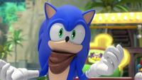 S1E41 Sonic answer