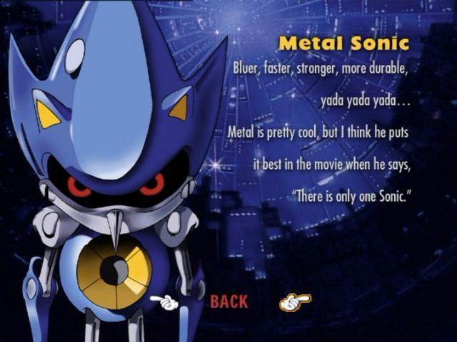 Hyper Metal Sonic/Galeria