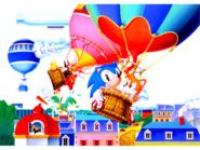 Sonic Screen Saver art 36