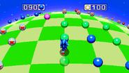 BlueSpheresSM 10