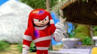 SB S1E13 Knuckles injuries 1