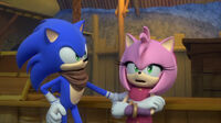 SB S1E38 Sonic Amy that's extortion
