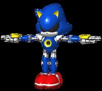 SFR Metal Sonic model