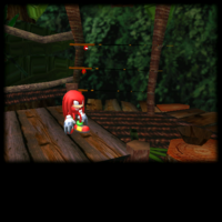 Sonic Adventure Credits (Knuckles 16)