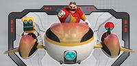 Sonic Boom 3D Egg triple