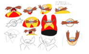 Sonic Mania Adventures koncept 8