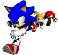 Team Sonic - Speed Formation