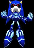 Metal Sonic Rivals costume 3