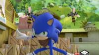 S2E11 Sonic battle