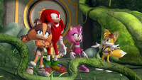SB S1E22 Team Sonic who's in charge