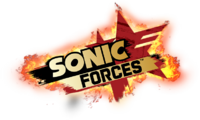 Sonic Forces alternate logo