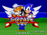 Sonic the Hedgehog 2 (номерные бета-версии)