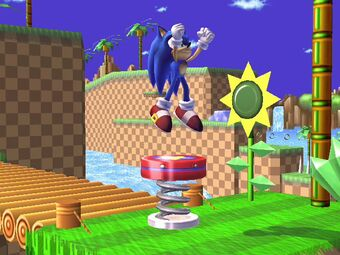 Sonic Unleashed Recreation Sonic Roblox Fangame Spring Sonic News Network Fandom