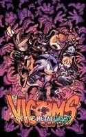 IDW Sonic18 CoverA Artwork