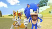 SB S1E13 Tails Sonic score