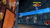 SH Sonic Triangle Jump