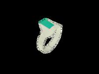 Silver Right Bracelet