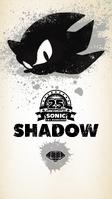 Sonic25th Wallpaper Shadow