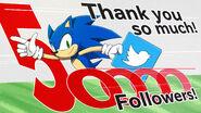 Sonic JP Twitter 50k