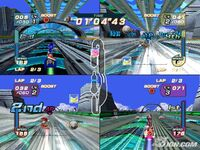 Sonic riders4P