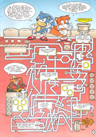 Sonic the Hedgehog Puzzle Book 1 - page 3