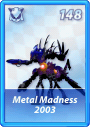 Card 148 (Sonic Rivals)
