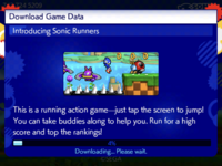 Introducing Sonic Runners