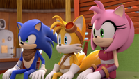S1E32 Sonic Tails Amy