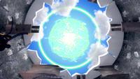 SB S1E07 Doomsday blast