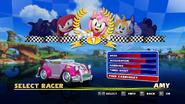 Sonic and Sega All Stars Racing character select 19
