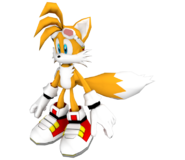 Riders Model Tails