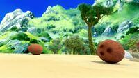 S1E27 Beach coconuts