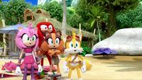 SB S1E19 Team Sonic surprised