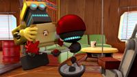 SB S1E23 Cubot Orbot fight laptop