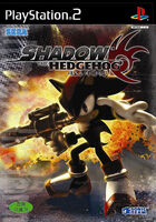 Shadow the Hedgehog (PS2) KR