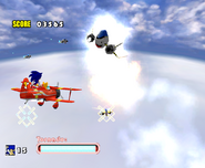Sky Chase Act 1 DX 13
