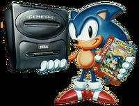 Sonic 3 Life Savers Sonic