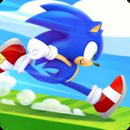 Sonic Runners Adventure иконка
