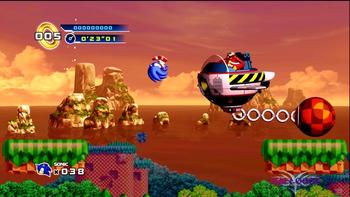 Sonic 4: Ep. I