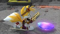 SB S1E14 Tails scan meteor