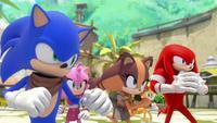 SB S1E18 Team Sonic battle ready