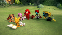 SB S1E22 Team Sonic Orbot Cubot snap