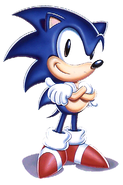 Sonic & Knuckles Sonic