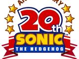 Sonic the Hedgehog 20th Anniversary